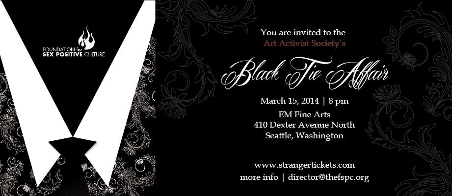 Black Tie Affair 2014 |Foundation for Sex Positive Culture
