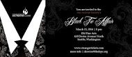 Black Tie Affair a benefit for Seattle Erotic Art Festival