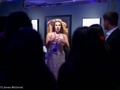 guided art tours at the Seattle erotic art festical